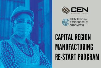 Capital Region Manufacturing Re-Start Program