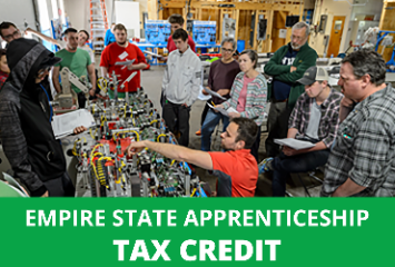 Empire State Apprenticeship Tax Credit